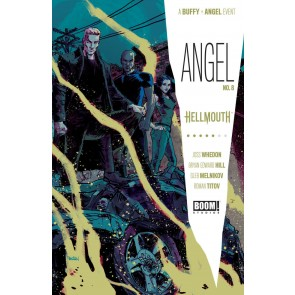 Angel (2019) #8 VF/NM Dan Panosian Cover Boom! Studios