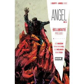Angel (2019) #5 VF/NM Dan Panosian Cover Boom! Studios