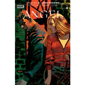 Angel (2019) #4 VF/NM Dan Panosian Cover Boom! Studios