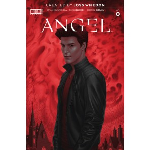 Angel (2019) #0 VF/NM Boom! Studios