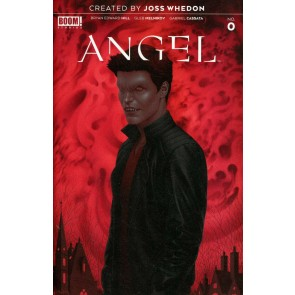 "Angel (2019) #0 VF/NM-NM Retailer Incentive ""Thank You"" Pelcer Variant Cover"