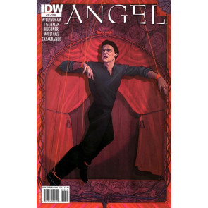 ANGEL #38 VF/NM COVER A IDW BUFFY SPIKE