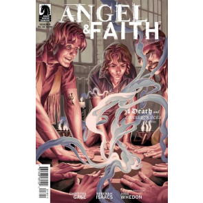 ANGEL & FAITH (2011) #18 SEASON 9 NM COVER A DARK HORSE BUFFY SPIKE