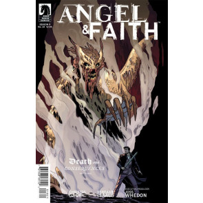 ANGEL & FAITH (2011) #18 SEASON 9 NM COVER B DARK HORSE BUFFY SPIKE