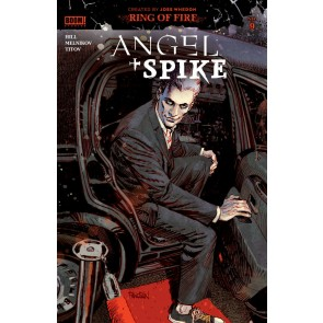 Angel + Spike (2019) #9 VF/NM Dan Panosian Cover Boom! Studios