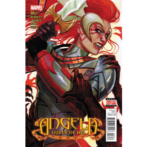 ANGELA: QUEEN OF HEL (2015) #3 VF/NM FIRST PRINTING MARVEL