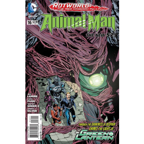 ANIMAL MAN (2011) #16 VF/NM THE NEW 52!