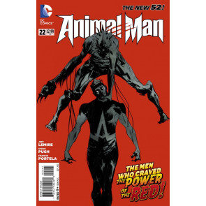 ANIMAL MAN (2011) #22 VF/NM THE NEW 52!