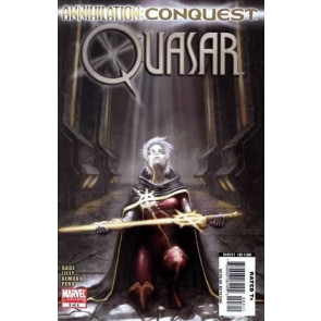 ANNIHILATION: CONQUEST  - QUASAR #3 OF 4 FN/VF