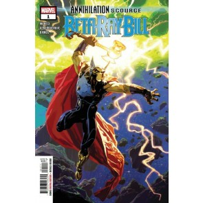 Annihilation - Scourge: Beta Ray Bill (2019) #1 VF/NM Josemaria Casanovas Cover