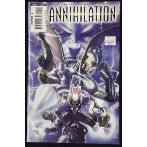 ANNIHILATON #'s 1, 2, 3, 4, 5 GUARDIANS OF THE GALAXY