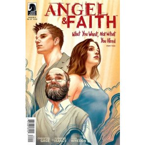 ANGEL & FAITH (2011) #22 SEASON 9 VF/NM COVER A DARK HORSE BUFFY SPIKE