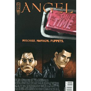 ANGEL: SMILE TIME #2 OF 3 VF COVER A IDW PUPPET SPIKE