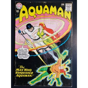 AQUAMAN #17 (1964) G (2.0)  NICK CARDY COVER/ART |