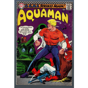 Aquaman (1962) with Aqualad #31 VG+ (4.5)