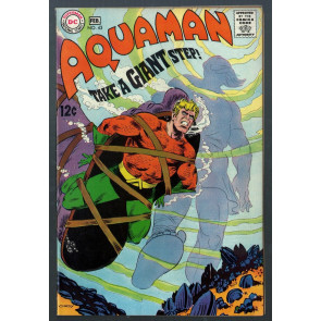 Aquaman (1962) with Aqualad #43 FN/VF (7.0)