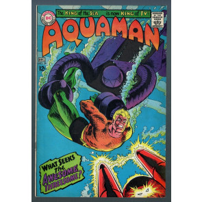 Aquaman (1962) with Aqualad #36 FN/VF (7.0)