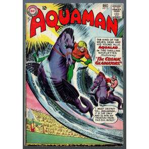 Aquaman (1962) with Aqualad #12 FN- (5.5)