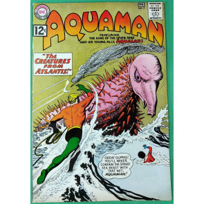 Aquaman (1962) with Aqualad #7 FN/VF (7.0)
