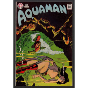 Aquaman (1962) with Aqualad #48 VF- (7.5) Origin Reprinted