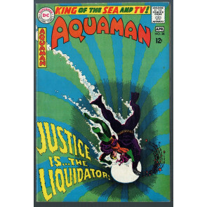 Aquaman (1962) with Aqualad #38 FN/VF (7.0)