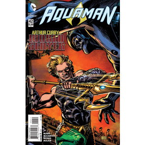 AQUAMAN (2011) #42 VF/NM