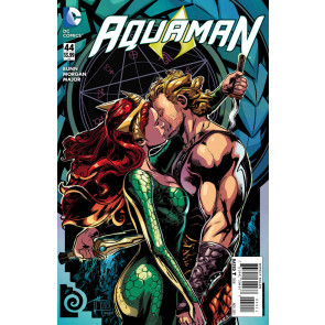 AQUAMAN (2011) #44 VF/NM
