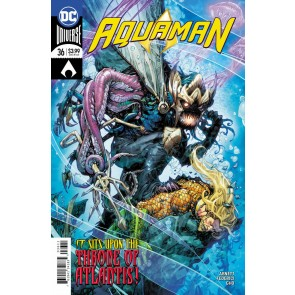 Aquaman (2016) #36 VF/NM Howard Porter Cover