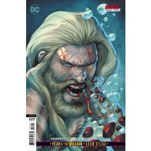 Aquaman (2016) #53 VF/NM Rafa Sandoval DCeased Variant Cover