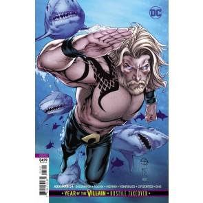 Aquaman (2016) #54 VF/NM Shane Davis Variant Cover