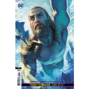 Aquaman (2016) #51 VF/NM Joshua Middleton Variant Cover