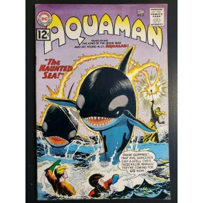 AQUAMAN #5 (1962) FN/VF (7.0) AQUALAD APPEARANCE NICK CARDY COVER/ART |