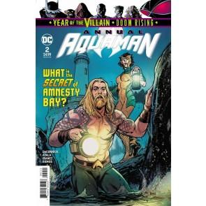 Aquaman Annual (2019) #2 VF/NM YOTV