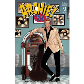 Archie 1955 (2019) #3 of 5 VF/NM Paul Renaud Cover