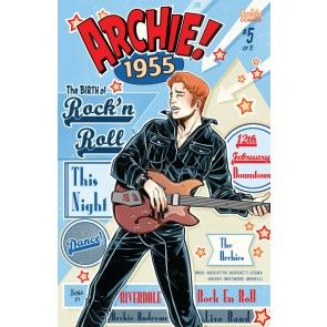 Archie 1955 (2019) #5 of 5 VF/NM Laura Braga Cover
