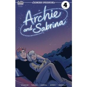 Archie (2015) #708 VF/NM Derek Charm Cover A Sabrina The Teenage Witch