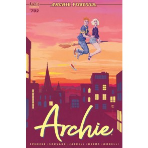 Archie (2015) #702 VF/NM Michael Walsh Cover C Sabrina The Teenage Witch