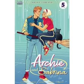 Archie (2015) #709 VF/NM Paulina Ganucheau Cover B Sabrina The Teenage Witch
