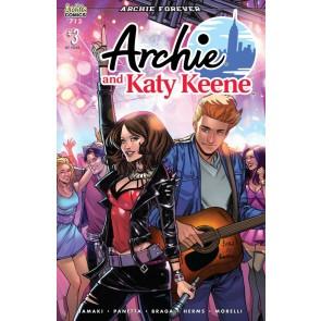Archie (2015) #712 VF/NM Laura Braga Cover A Katy Keene