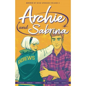Archie by Nick Spencer Tpb Volume 2 Archie & Sabrina Collects Archie #'s 705-709
