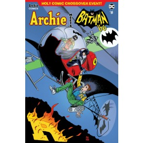 Archie Meets Batman '66 (2018) #6 of 6 VF/NM Allred Cover A Archie