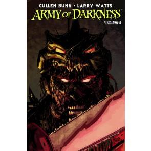 Army of Darkness (2015) #4 VF/NM Gabriel Hardman Cover Dynamite