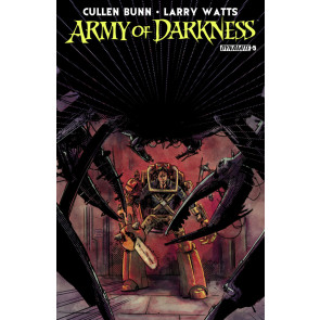 ARMY OF DARKNESS (2014) #5 VF/NM COVER A DYNAMITE