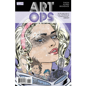 ART OPS (2015) #4 VF/NM MIKE ALLRED VERTIGO