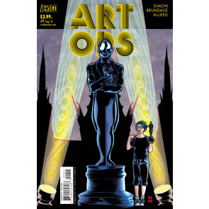 Art Ops (2015) #9 VF/NM Mike Allred Vertigo