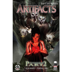 ARTIFACTS #20 FN/VF IMAGE COMICS TOP COW