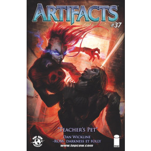 ARTIFACTS #37 VF/NM IMAGE COMICS TOP COW