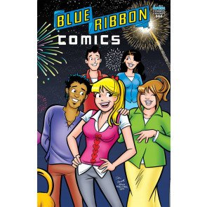 ARCHIE #666 VF/NM BLUE RIBBON COMICS BETTY VARIANT COVER FINAL ISSUE