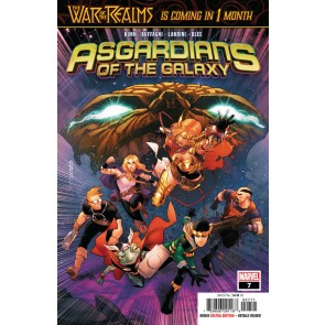 Asgardians of the Galaxy (2018) #7 VF/NM