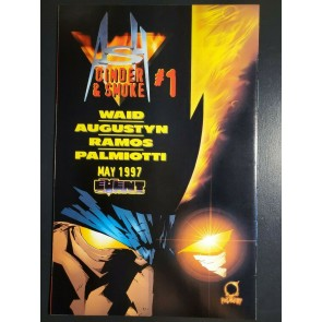 Ash #1/2 (½ half) (1997) NM Event Joe Quesada only available through Wizard|